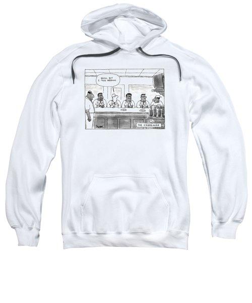 The Icebreaker Sweatshirt