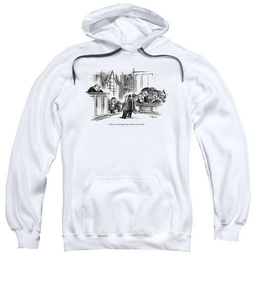 The Jury Will Disregard The Witness's Last Sweatshirt
