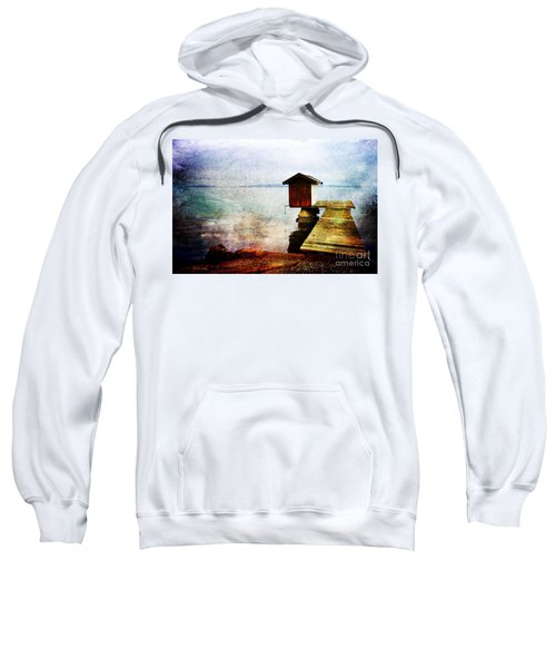 The Little Bath House Sweatshirt