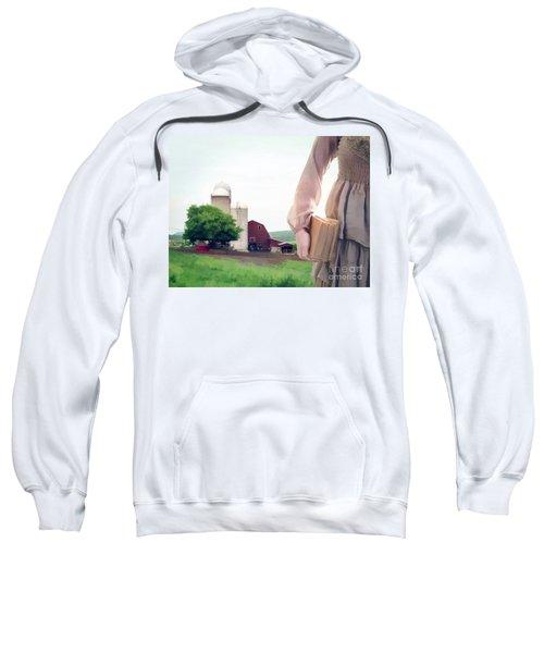The Long Walk To School Sweatshirt