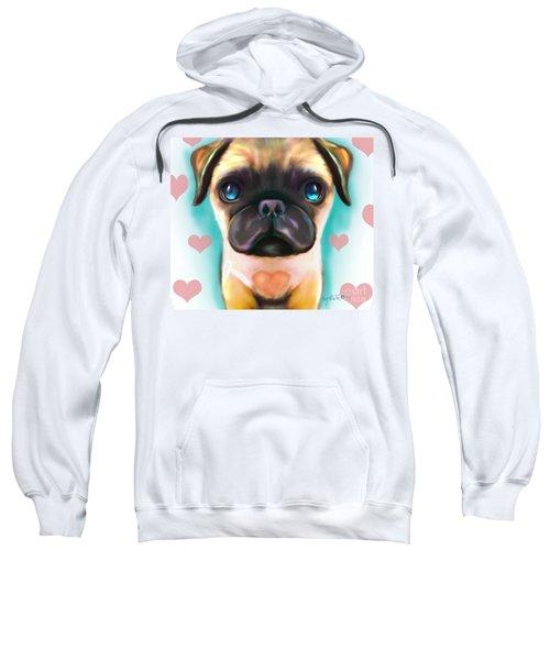 The Love Pug Sweatshirt