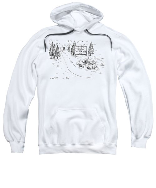 The Mile High State Sweatshirt