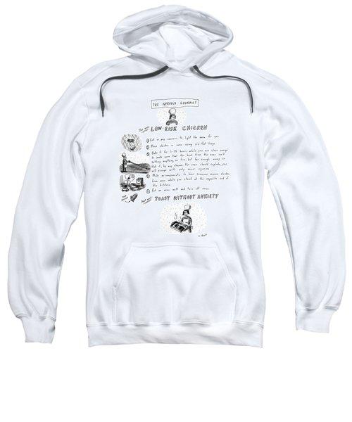 The Nervous Gourmet: Low-risk Chicken Sweatshirt