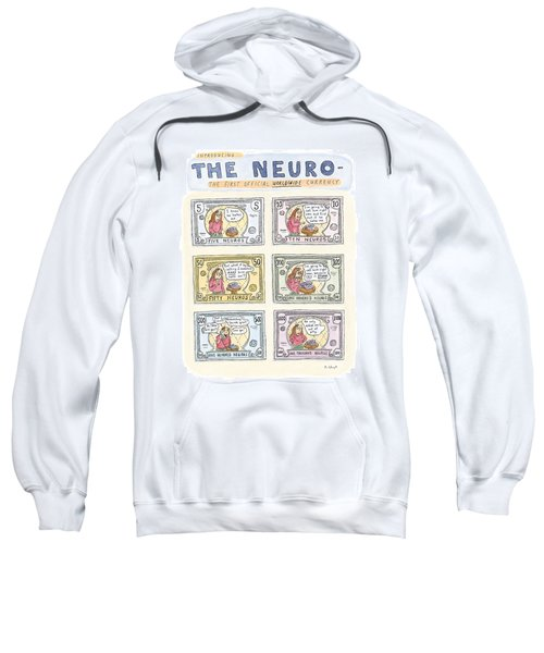 The Neuro  -   The First Official Worldwide Sweatshirt