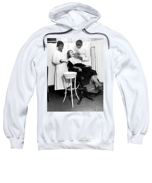 The North Harlem Dental Clinic Sweatshirt by Underwood Archives