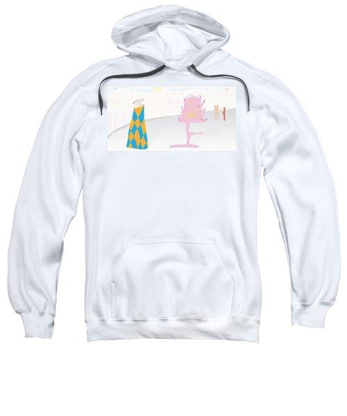 The Partygoers Sweatshirt