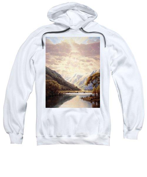 The Path Of Life Sweatshirt