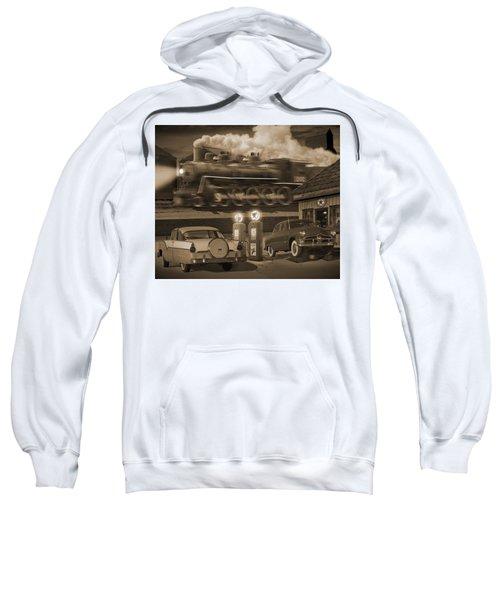 The Pumps 2 Sweatshirt