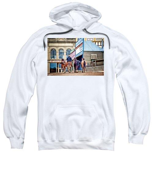 The Rider Sweatshirt