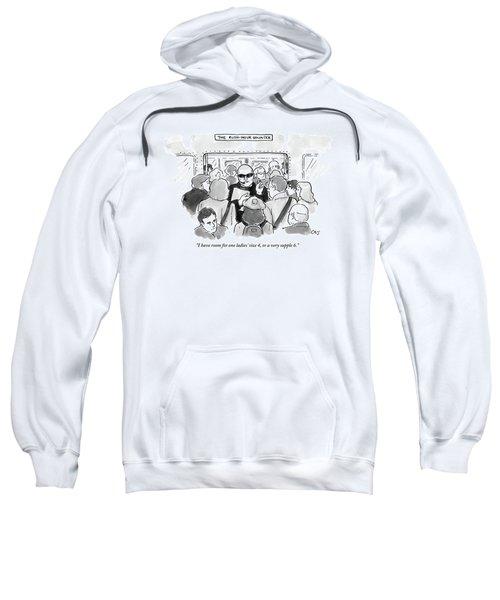 The Rush Hour Bouncer Sweatshirt
