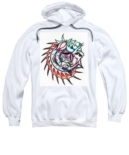 The Seahorse Mosaic Sweatshirt