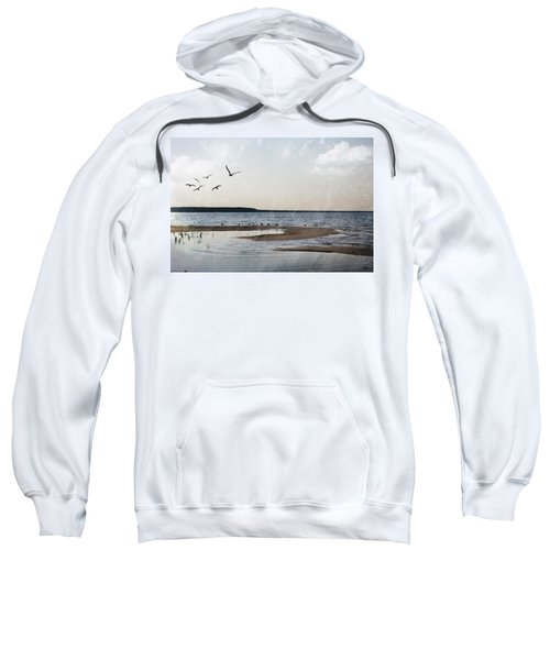 The Shallows At Whitefish Bay Sweatshirt