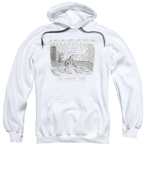 The Shop-at-home Channel's Lowest-rated Show: The Sweatshirt
