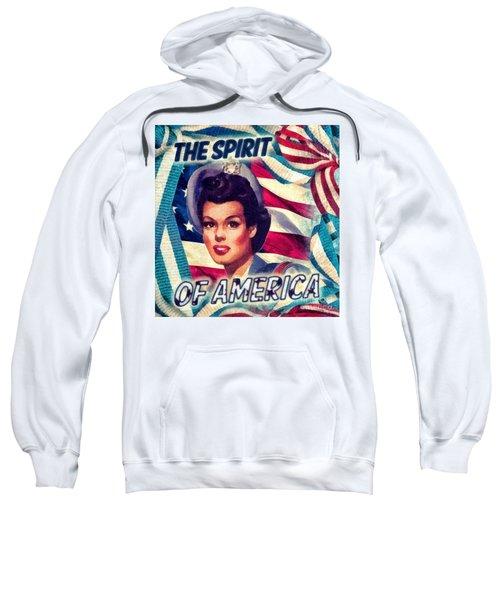 The Spirit Of America Sweatshirt