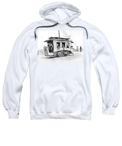 The Toonerville Trolley Sweatshirt