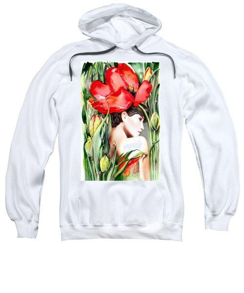 The Tulip Sweatshirt