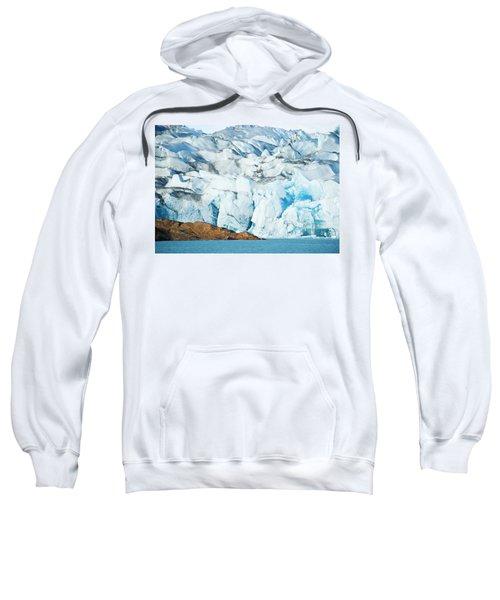 The Viedma Glacier Terminating Sweatshirt