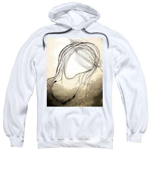 The Virgin Mary V Sweatshirt