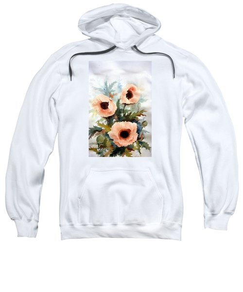 Three Poppies Sweatshirt
