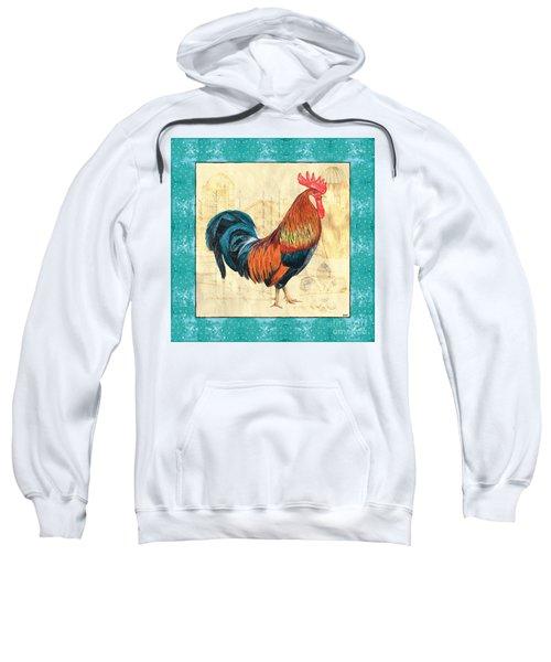 Tiffany Rooster 1 Sweatshirt
