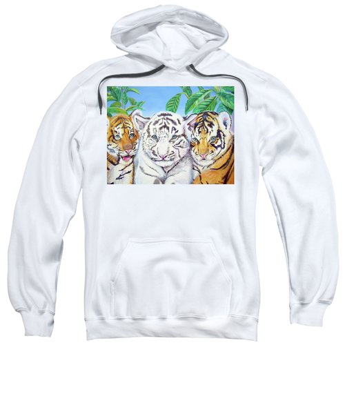 Tiger Cubs Sweatshirt