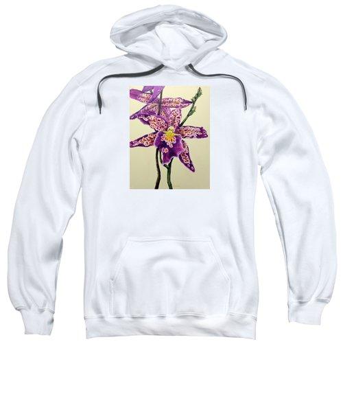 Tiger Orchid Sweatshirt