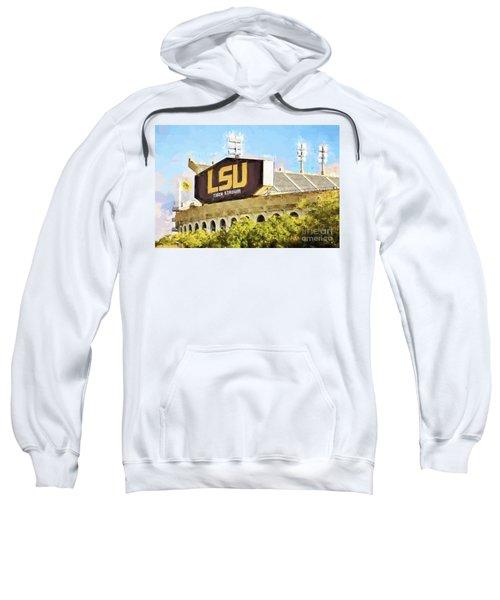 Tiger Stadium - Bw Sweatshirt