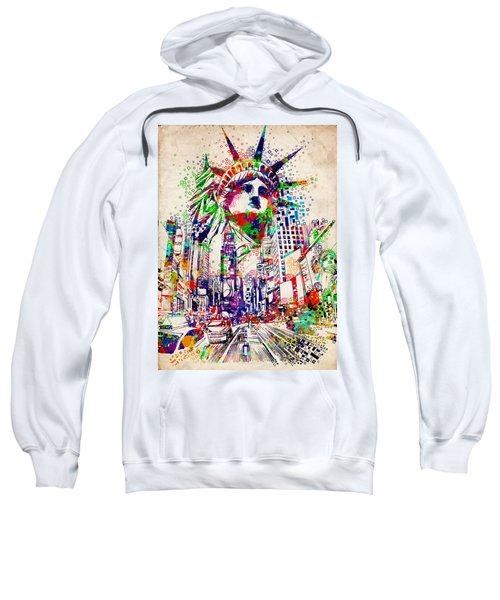 Times Square 3 Sweatshirt