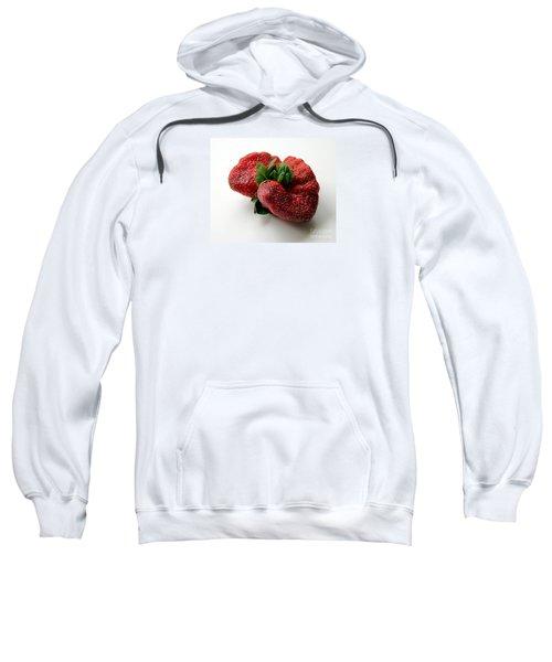 Tina's Strawberry Sweatshirt