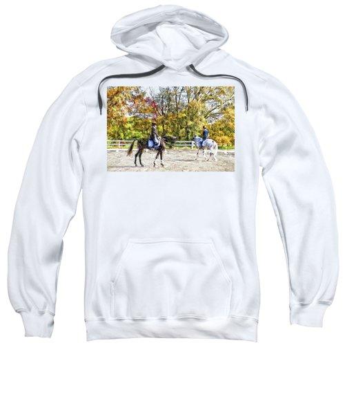 To A Halt Sweatshirt