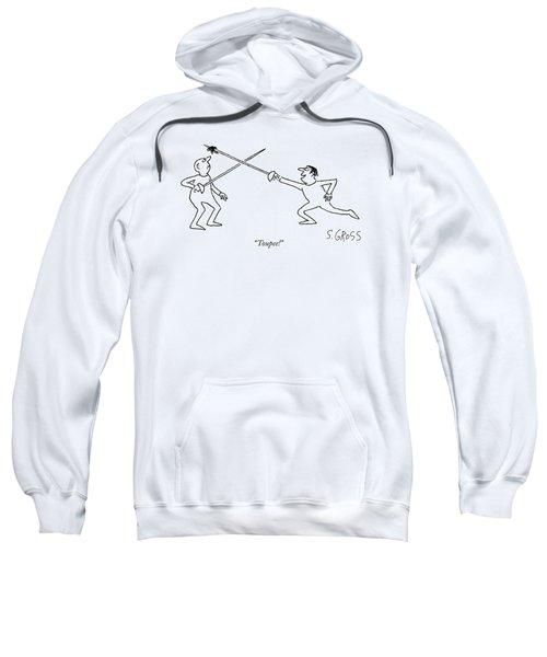 Toupee! Sweatshirt