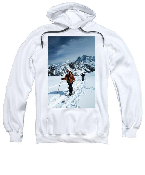Touring Mt Baker Sweatshirt