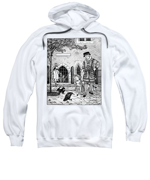Tower Of London Ravens Sweatshirt