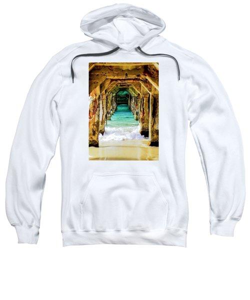 Tranquility Below Sweatshirt