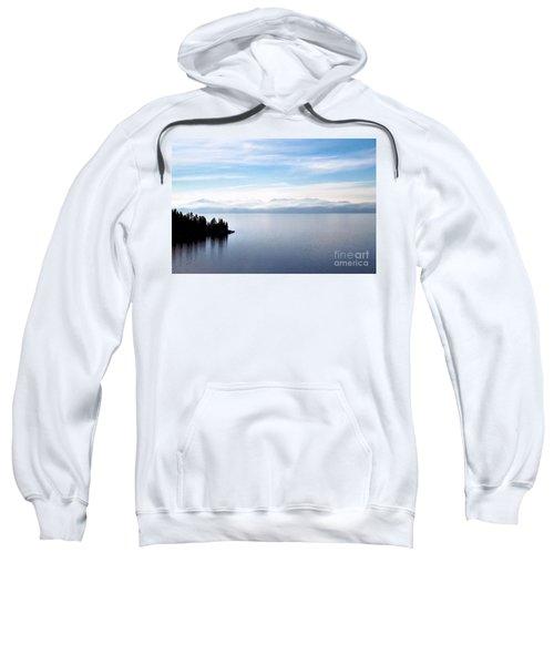Tranquility - Lake Tahoe Sweatshirt