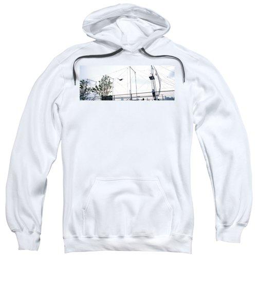 Trapeze School New York, Hudson River Sweatshirt