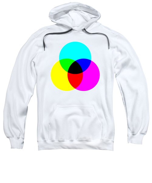 Black Center Sweatshirt