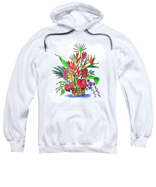 Tropical Basket Sweatshirt