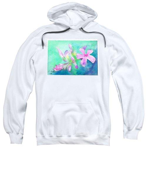 Tropical Flowers Sweatshirt
