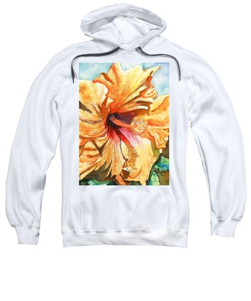 Tropical Hibiscus 3 Sweatshirt