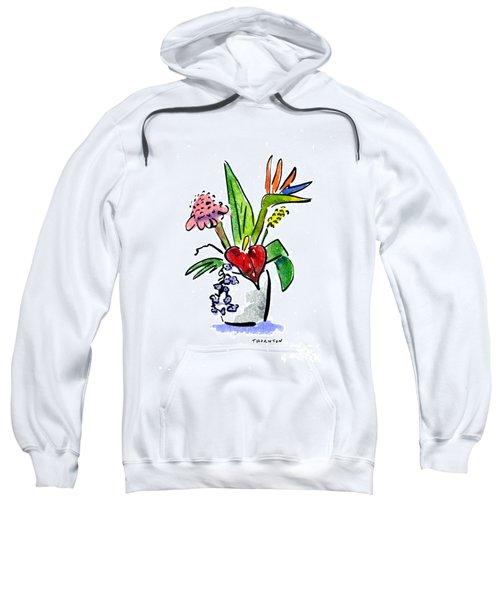 Tropical Mix Sweatshirt