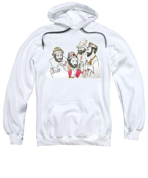 Tsar And Courtiers Sweatshirt