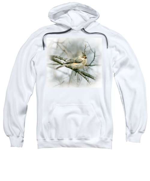 Tufted Titmouse Sweatshirt