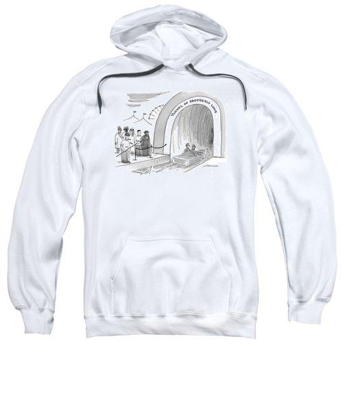'tunnel Of Brotherly Love' Sweatshirt
