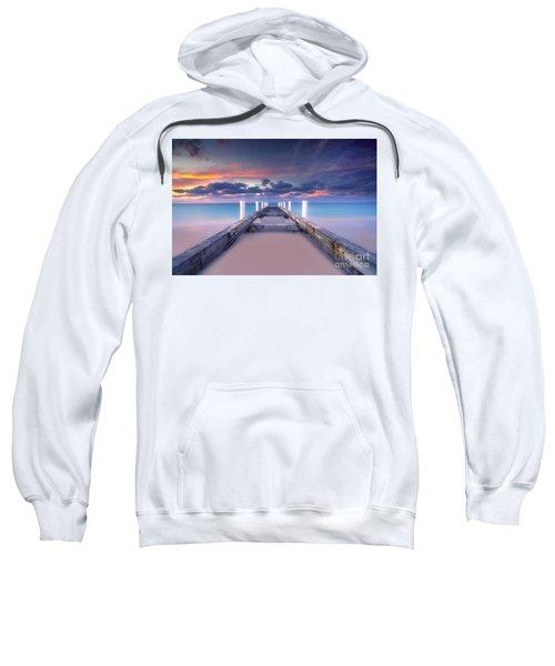 Turquoise Paradise Sweatshirt