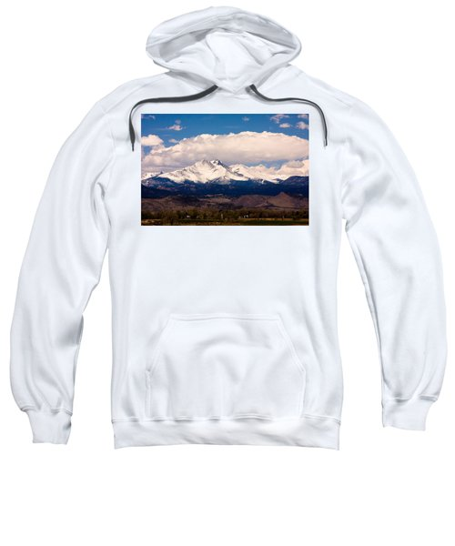 Twin Peaks Snow Covered Sweatshirt by James BO  Insogna