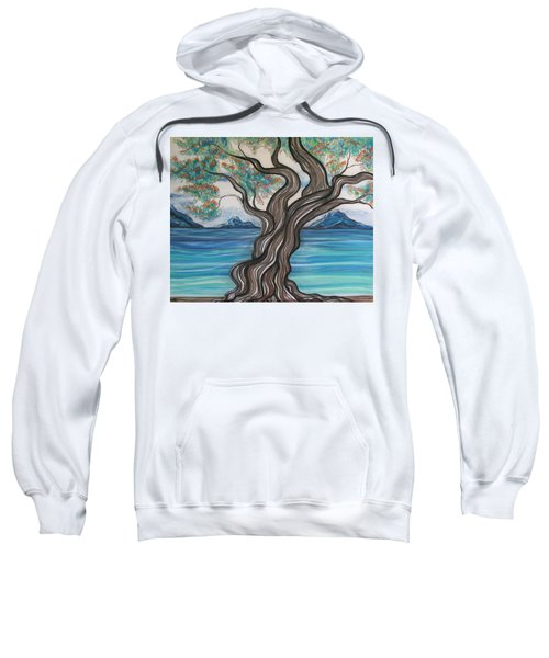 Twisted Tree Sweatshirt