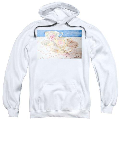 Two For Tea Sweatshirt