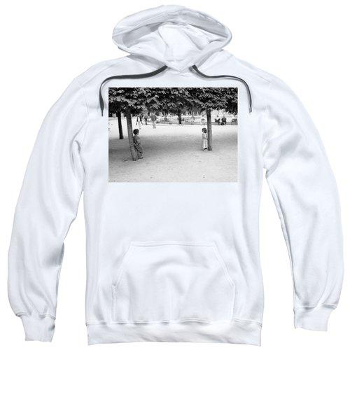Two Kids In Paris Sweatshirt