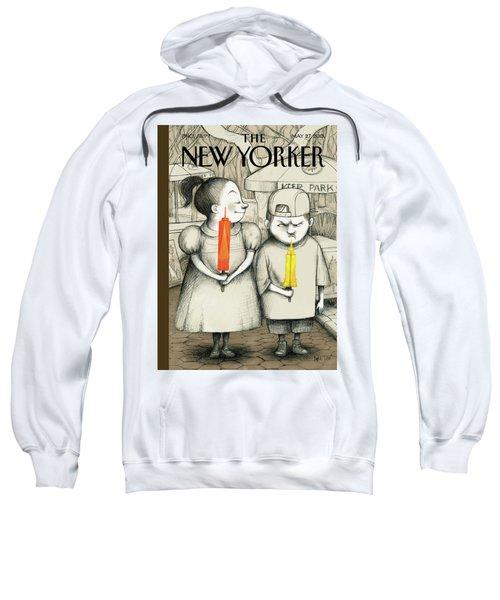 New Yorker May 27th, 2013 Sweatshirt